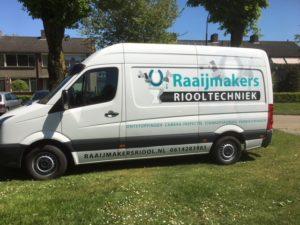 Raaijmakers Riooltechniek Nistelrode - Riool inspectie